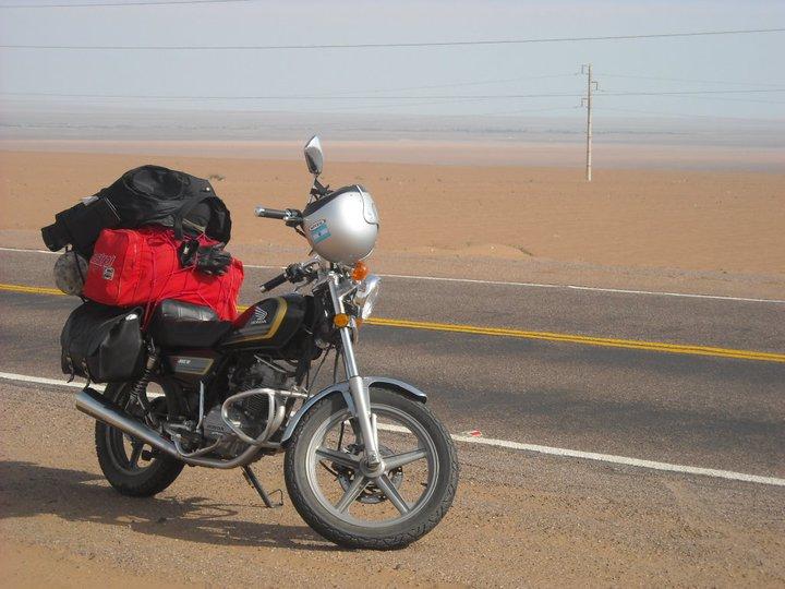 Desierto Perú