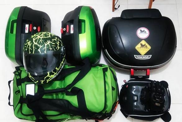 maletas moto viaje